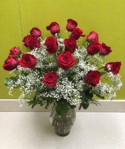 18 Roses - Bergen & Rockland County Florist