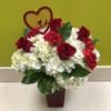 Rose Arrangements in Bergen County, NJ
