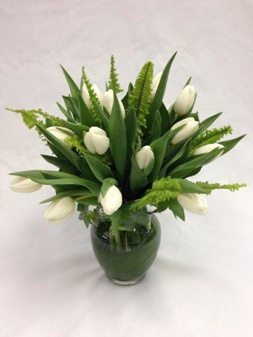 Tulip Floral Arrangements Bergen County, NJ