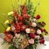 Autumn Floral Piece in Bergen County, NJ