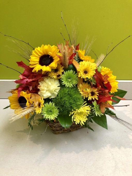 Sunflower Floral Assortment - Mahwah, NJ