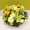 Pale Green & Yellow Floral Arrangement - Bergen County, NJ