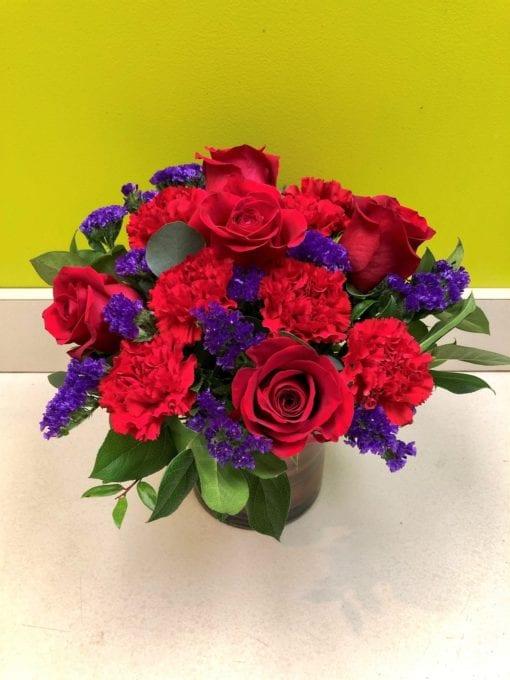 Carnations & Roses in Bergen County, NJ