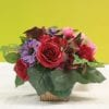 Colorful Silk Floral Arrangement - Bergen County, NJ Florist - Flor Bella Designs
