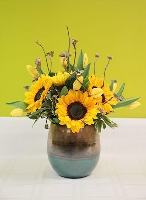 Sunflower Floral Arrangements in Bergen County, NJ