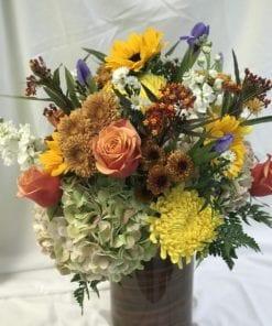 Beautiful Fall Floral Arrangements in Mahwah, NJ